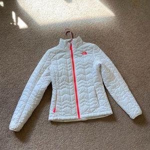‼️NORTH FACE zip up jacket